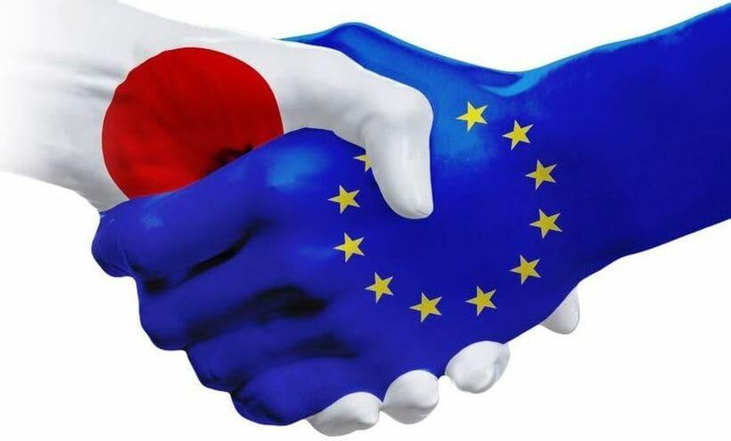 Валютная пара EUR/JPY (Евро/Японская Йена)